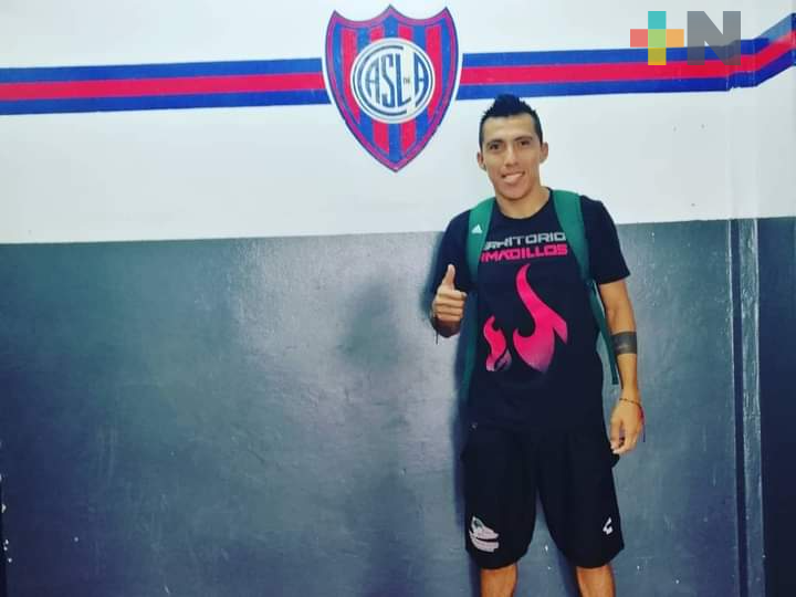 David Acuña jugará en la United Premier Soccer League