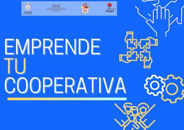Mediante las cooperativas se promueve una economía alternativa: Ayuntamiento de Xalapa