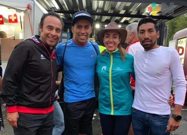Triatletas listos para Tokio 2021: Eugenio Chimal