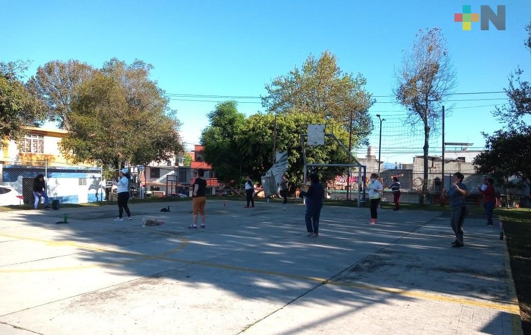 Xalapa toma la iniciativa, en marzo abren espacios deportivos municipales