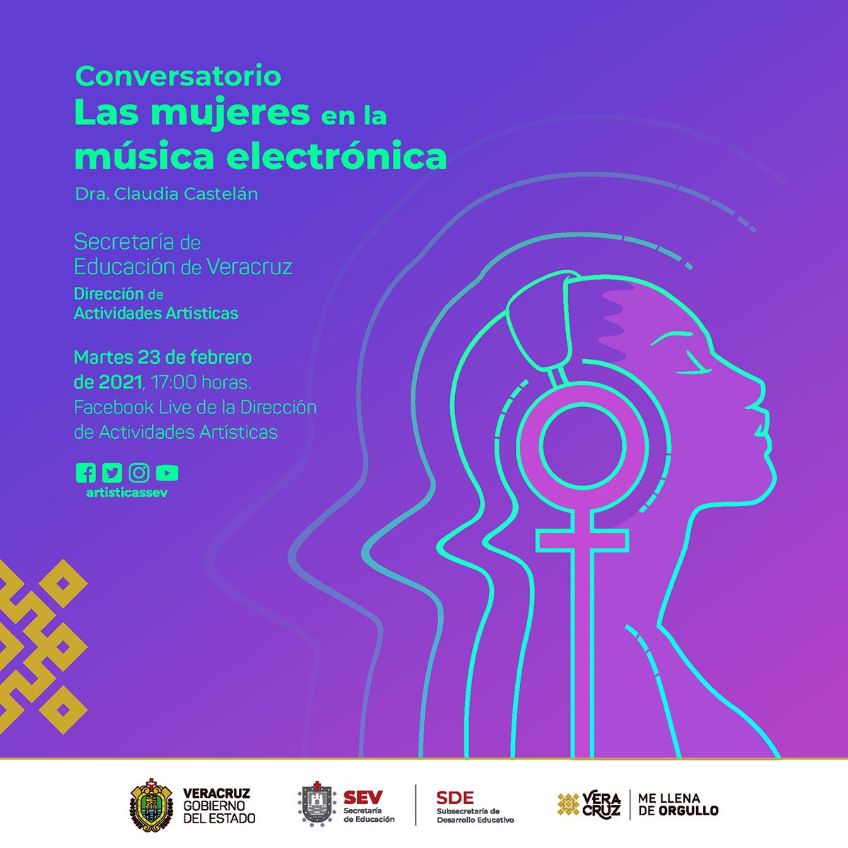 Invitan al conversatorio Las Mujeres en la Música Electrónica