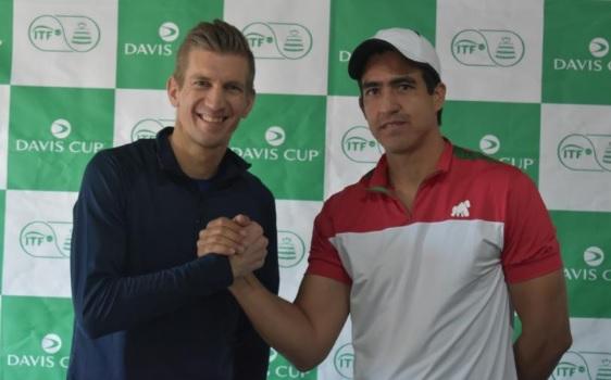 Luis Díaz Barriga cesado como capitán del equipo mexicano Copa Davis