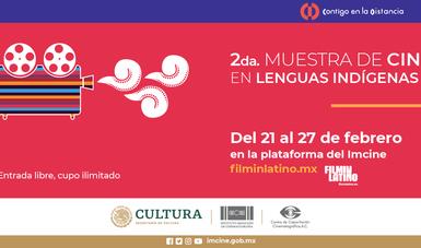 Imcine celebra Día Internacional de la Lengua Materna con muestra de cine en FilminLatino