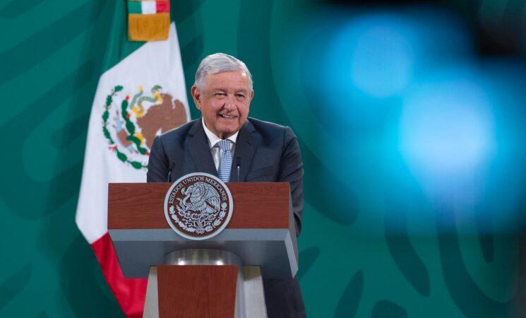 Presidente destaca aprobación de reforma a la Ley de la Industria Eléctrica