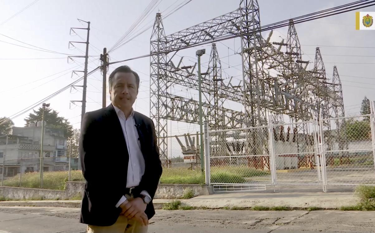 Reconoció el gobernador de Veracruz a legisladores federales por aprobación de reforma a la Ley de la Industria Eléctrica