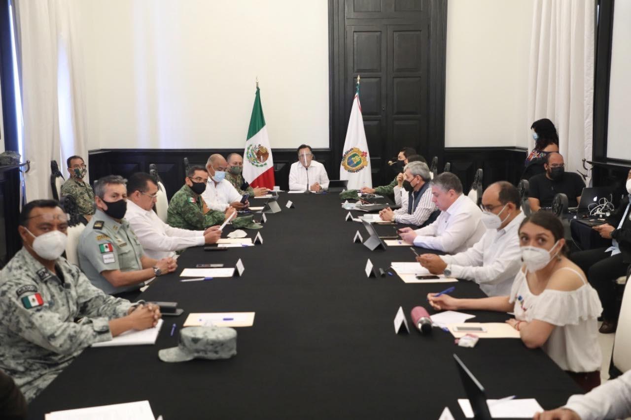 Veracruz, de los primeros estado en sumarse a la Estrategia de Protección en Contexto Electoral: Cuitláhuac García