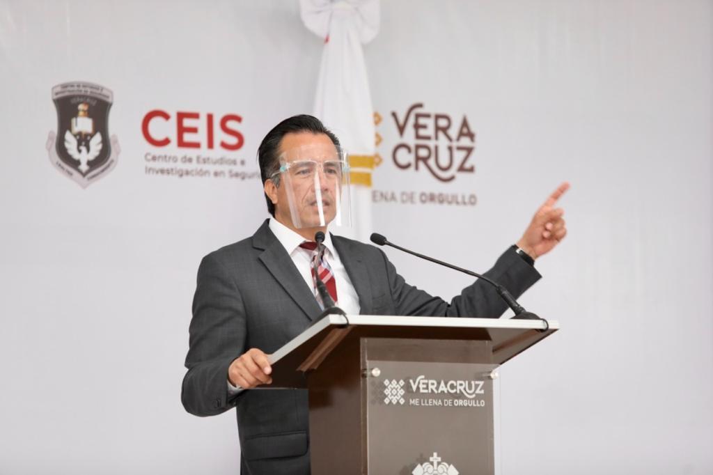 Necesaria una ley que evite que alcaldes sean sucedidos por familiares: Gobernador de Veracruz