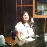 Maestra Lucía Tepole Ortega Directora de la Academia Veracruzana de las Lenguas Indígenas