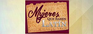 Mujeres que saben Latín