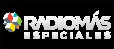 Logotipo del programa RADIOMÁS Especiales
