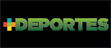 Logotipo del programa Más Deportes