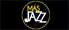 Logotipo del programa Más Jazz