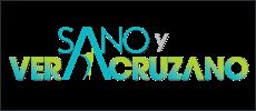 Logotipo del programa Sano y Veracruzano