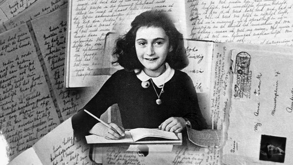 Ana Frank, la niña bisexual que fue censurada