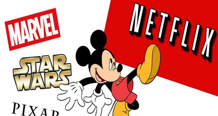 Disney dice adiós a Netflix y Amazon aprovecha