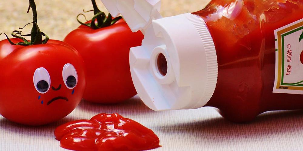 PROFECO descubre alta concentración de fructosa y poco tomate en las salsas cátsups