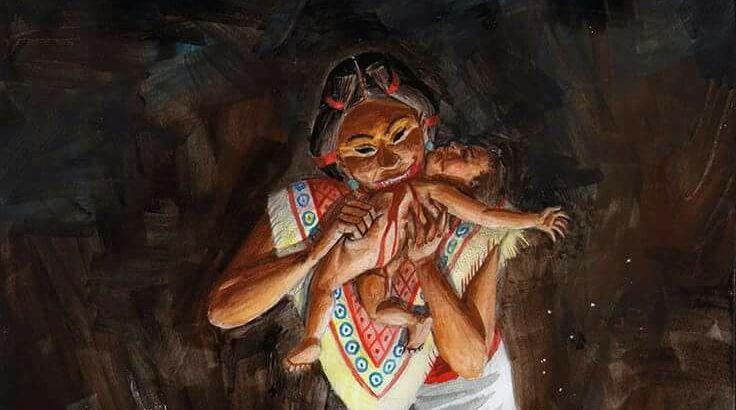 Las brujas que beben la sangre de los niños; leyenda que prevalece entre los Tlaxcaltecos
