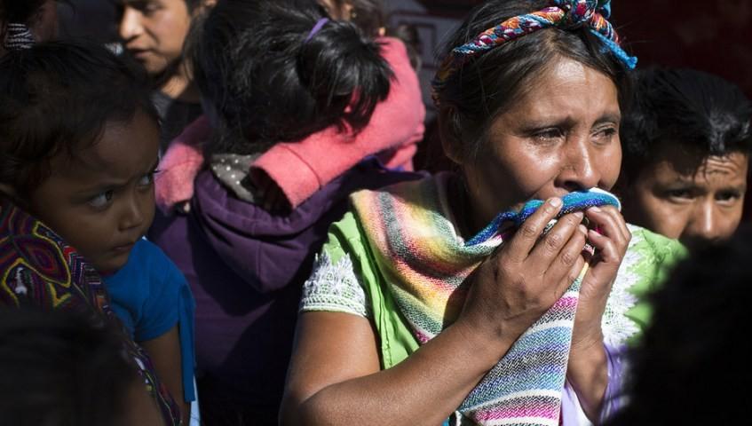 Migrantes y lo que sufren por querer cambiar sus condiciones de vida