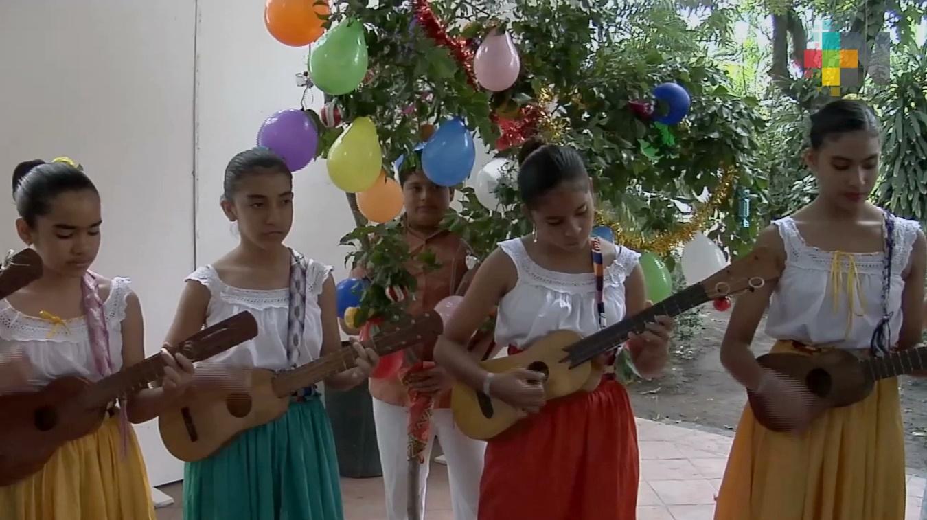 """La Rama"", tradición popular veracruzana"
