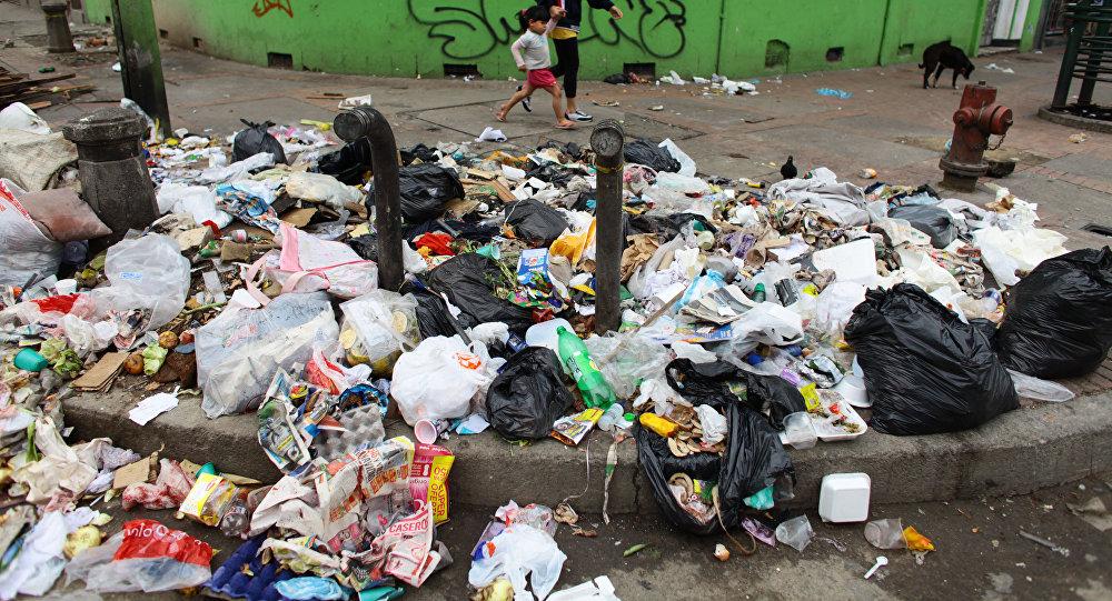 ¿Cómo se vería mi ciudad si la basura estuviera en su lugar?