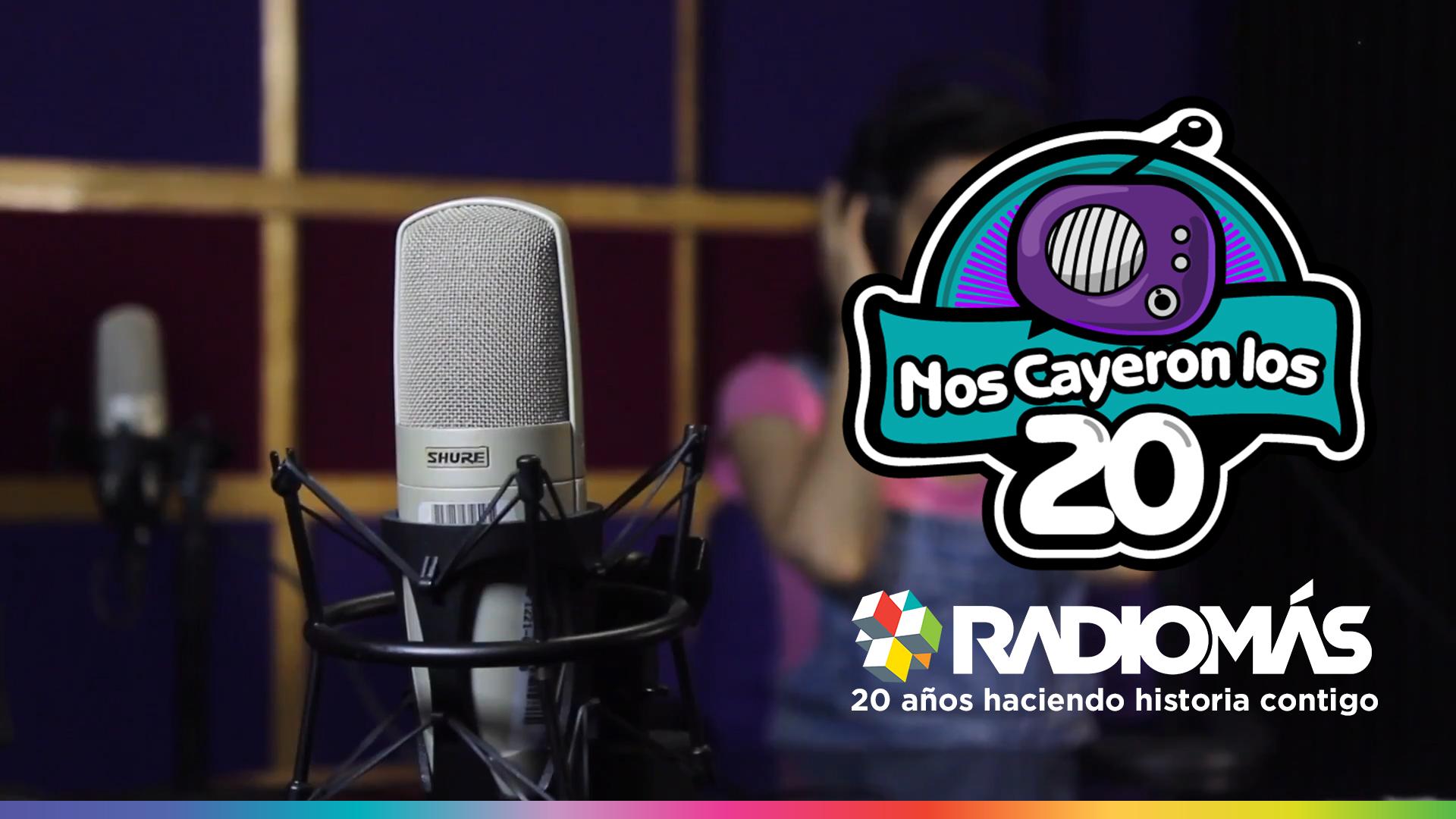 En tiempos de crisis la radio es medicina | 20 años de Radiomás.