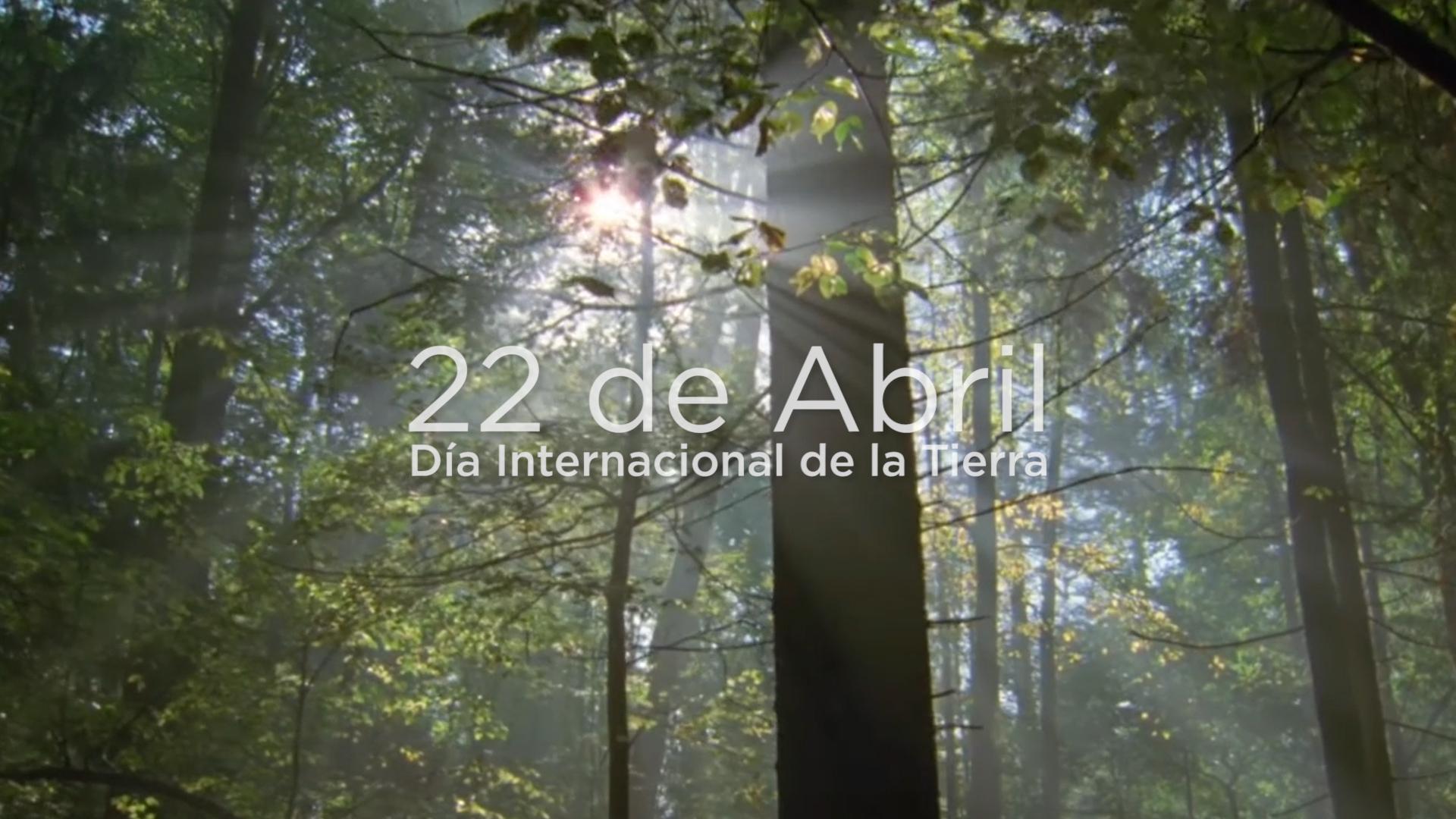 22 de abril 2020, un Día de la Tierra para recordar