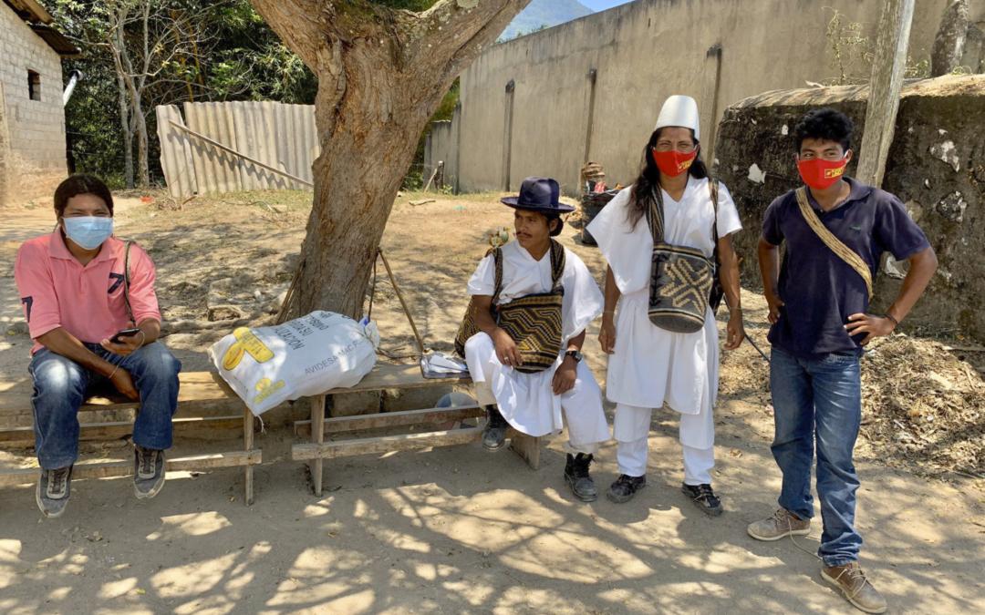 Pueblos indígenas, el sector más discriminado durante la pandemia