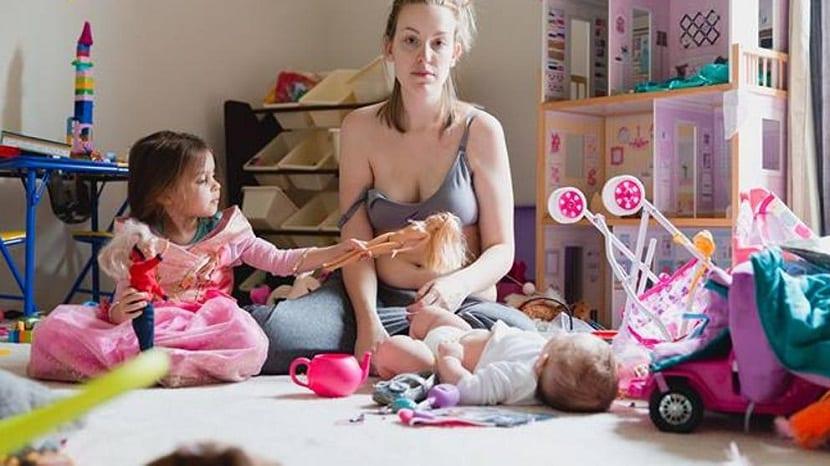 ¿Feliz Día de las Madres? la carga excesiva de las mujeres en el hogar.