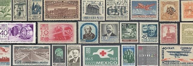 Estampillas postales, la memoria histórica de nuestro país