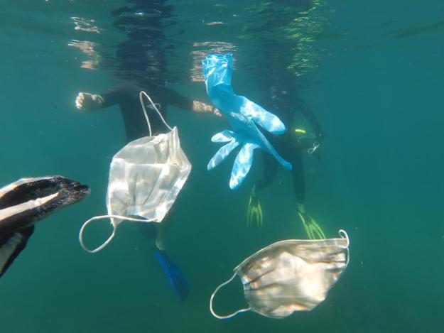 La contaminación por plásticos, la otra pandemia que sigue sin solución.