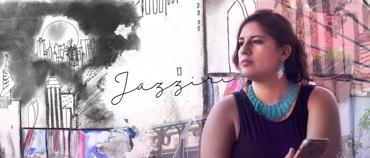JAZZIRI, sensibilidad, voz y talento