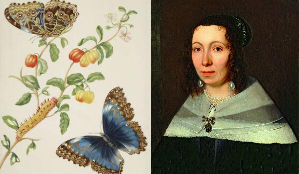 Maria Sibylla Merian, la mujer que convirtió la ciencia en arte