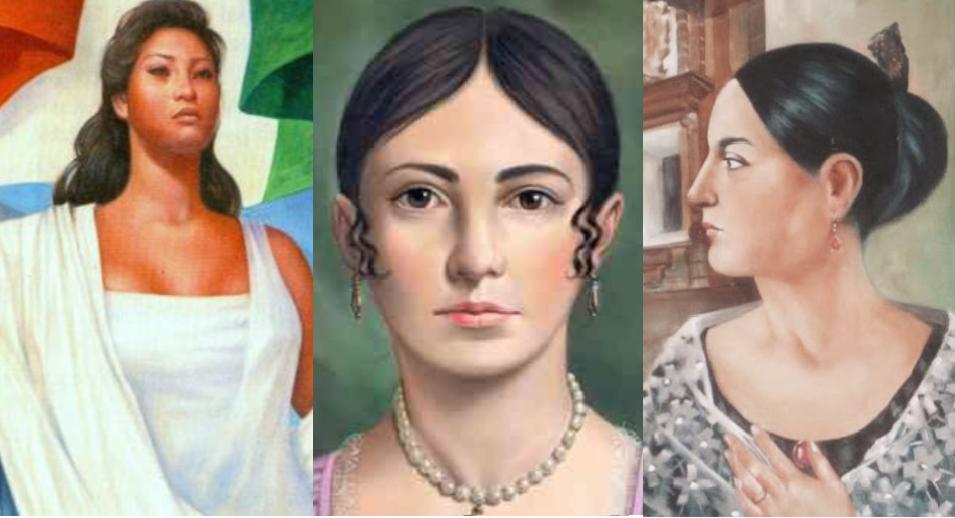 Mujeres que hicieron posible la independencia  y fueron borradas de la historia