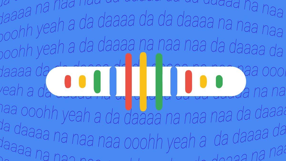 Ahora podrás silbar o tararear las canciones y Google te dirá de cuál se trata