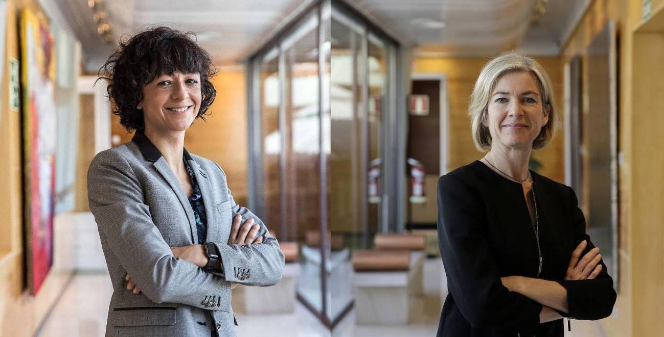 Premio Nobel de Química 2020 para dos mujeres genetistas por reescribir el 'código de la vida'