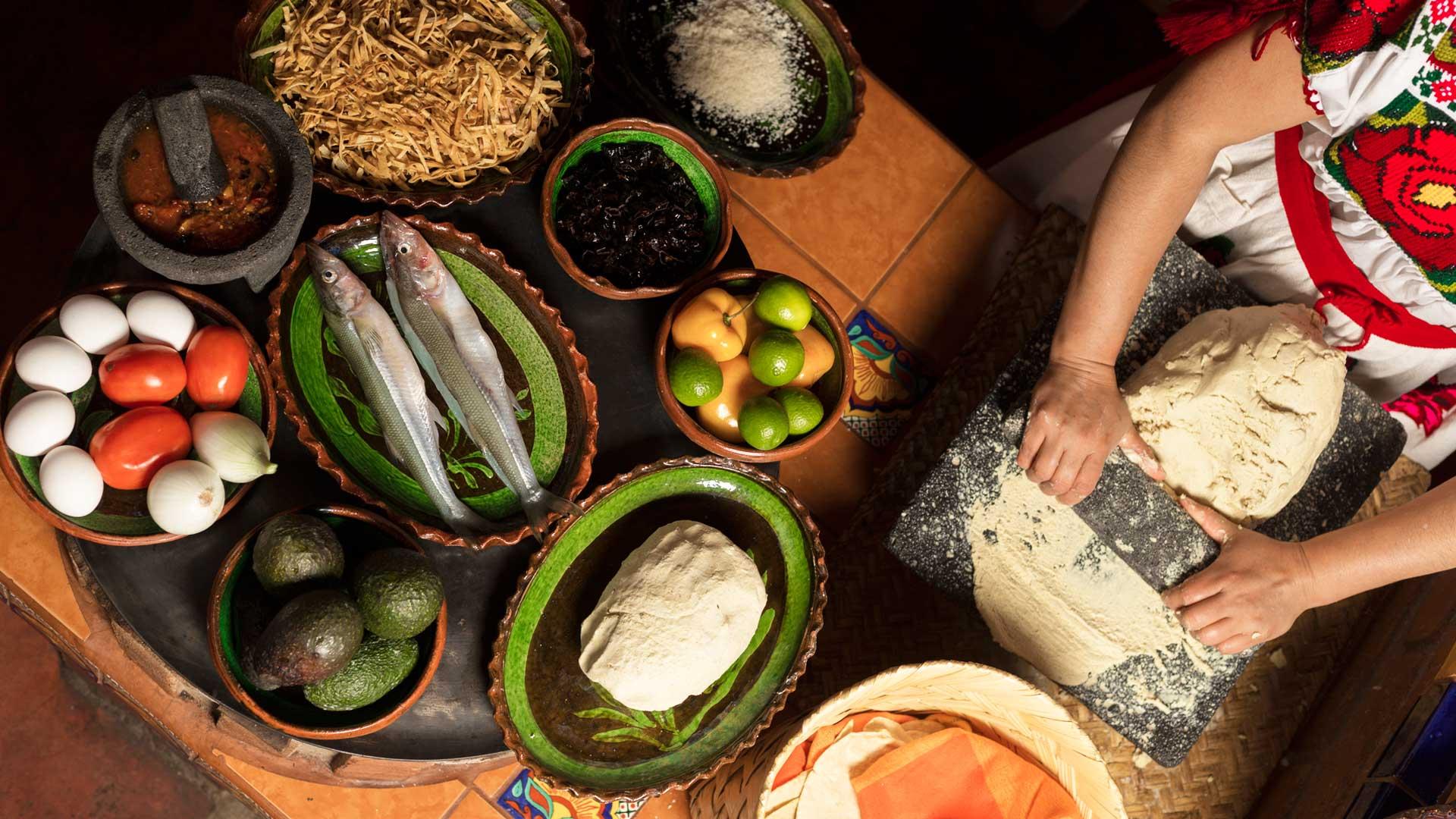 Cocineras tradicionales; resistencia en tiempos de covid- 19
