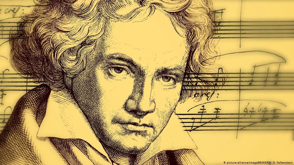 Alemania realizará concierto virtual para celebrar los 250 años del nacimiento de Beethoven