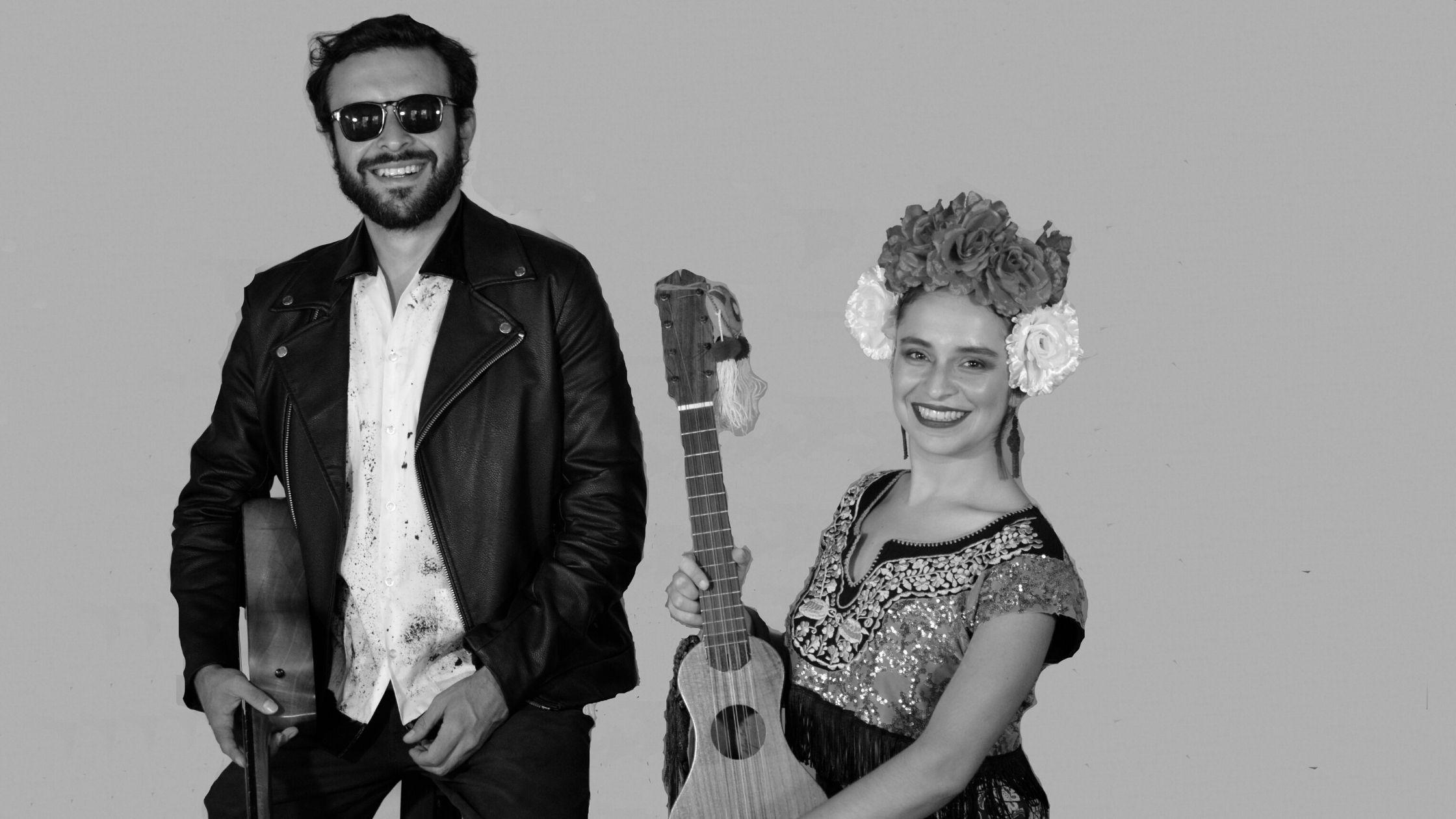 Los Gabis, haciendo música en familia