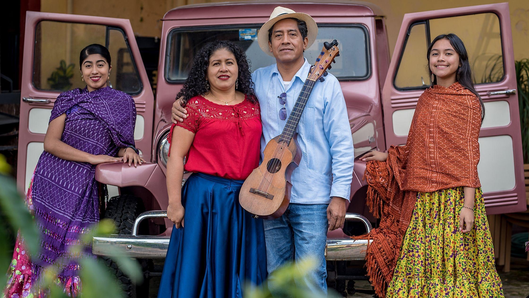 Patricio Hidalgo y el Afrojarocho, baluarte del sonido mestizo