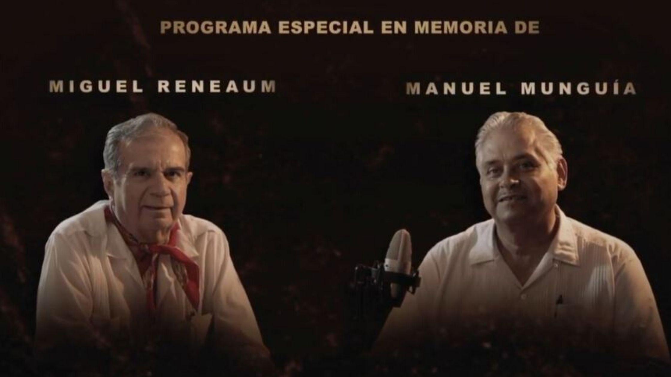 Develan placa conmemorativa en honor a dos grandes de la radio pública en Veracruz