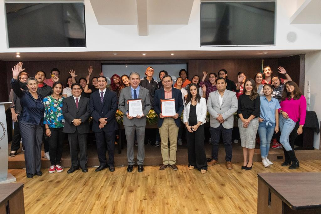 Convenio RTV – Universidad Anáhuac