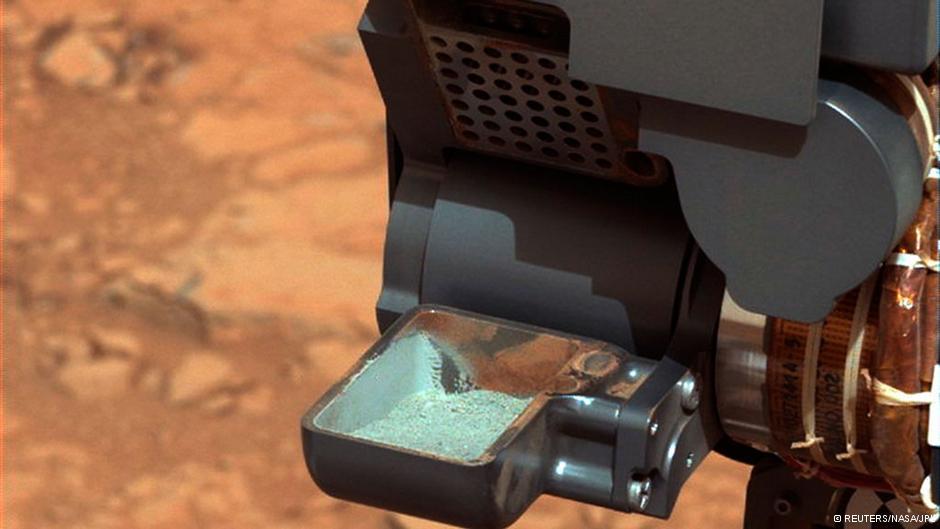 NASA: La vida fue posible en Marte