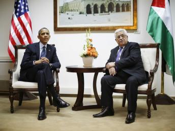 """Obama en Palestina: """"Merecen un Estado"""""""