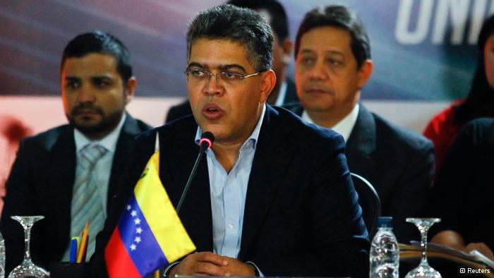 Venezuela suspende diálogo diplomático con EEUU