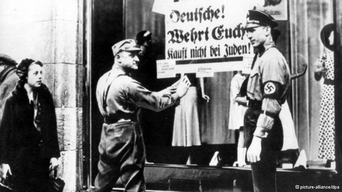Hace 80 años los nazis comenzaron a perseguir a los judíos