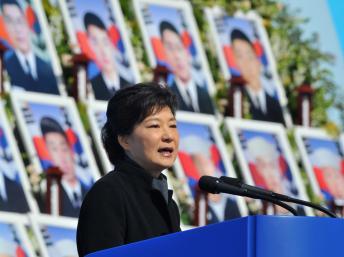 Presidenta surcoreana, inflexible ante la amenaza nuclear de Corea del Norte