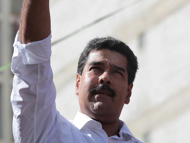 Fuerzas Armadas atacarán a 'mafias': Maduro