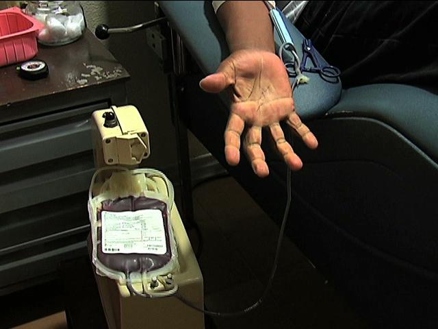 Donar sangre es un acto de amor hacia nuestro prójimo