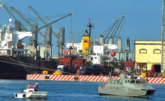Esperan sea terminada nueva aduana del puerto de Veracruz en 2022