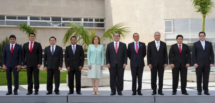 Inauguran en Xalapa la Conferencia Nacional de Procuración de Justicia Zona Sureste